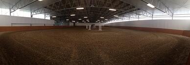 Indoor Equine Arena