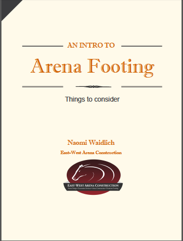 Intro to Arena Footing
