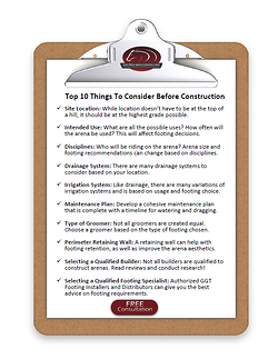 Top 10 Things to Consider