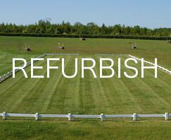 Refurbish Equestrian Arena