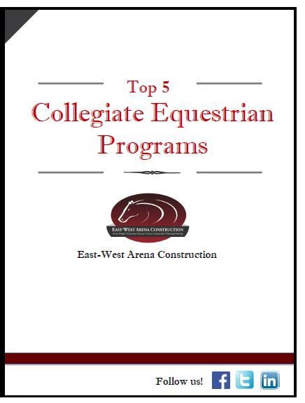 Top 5 Collegiate Equestrian Programs
